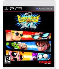 Cartoon Network Punchtime Explosion XL [русская документация] (PS3)