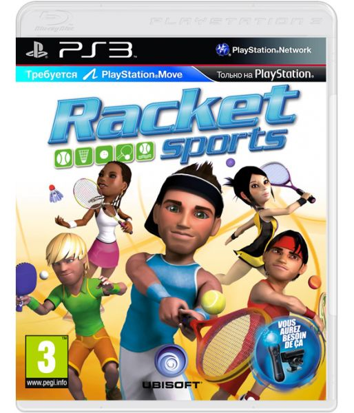 Racket [PS Move] (PS3)