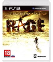 RAGE. Anarchy Edition [русская версия] (PS3)