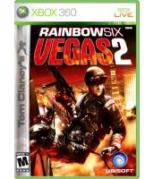 Tom Clancy's Rainbow Six Vegas 2 [английская версия] (Xbox 360)