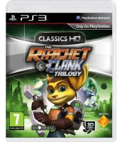 Ratchet and Clank HD Collection [русская документация] (PS3)