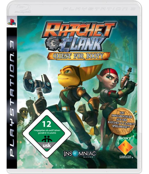 Ratchet and Clank: Quest for Booty (PS3)