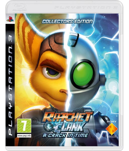 Ratchet and Clank: A Crack in Time [Special Edition] (PS3)