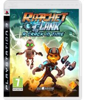 Ratchet and Clank: A Crack in Time [Platinum] (PS3)