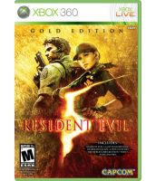 Resident Evil 5: Gold Edition (Xbox 360)
