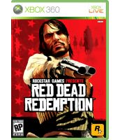 Red Dead Redemption [Classics, русская документация] (Xbox 360)