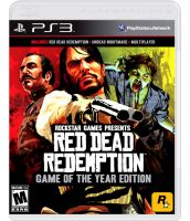 Red Dead Redemption. Game of the Year Edition [английская версия] (PS3)