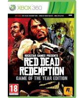 Red Dead Redemption. Game of the Year Edition [английская версия] (Xbox 360)