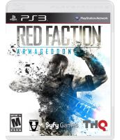 Red Faction: Armageddon [русская версия] (PS3)