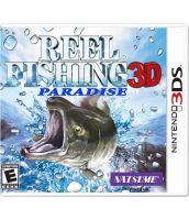 Reel Fishing Paradise (3DS)