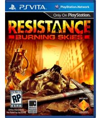 Resistance Burning Skies [русская версия] (PS Vita)