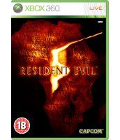 Resident Evil 5 [Русская документация] (Xbox 360)