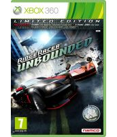 Ridge Racer: Unbounded. Limited Edition [русская документация] (Xbox 360)