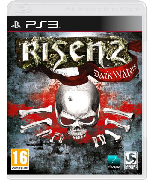 Risen 2. Dark Waters [русская версия] (PS3)