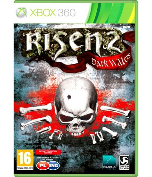 Risen 2. Dark Waters [русская документация] (Xbox 360)