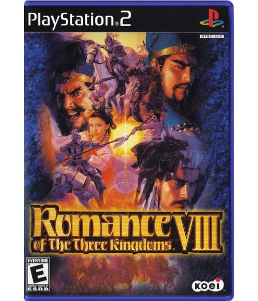 Romance Of The Three Kingdoms VIII (PS2)