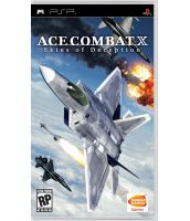 Ace Combat X: Skies of Deception (PSP) [Platinum]