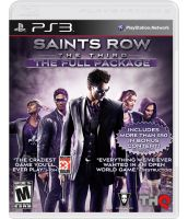 Saints Row: The Third [русские субтитры] Full package (PS3)