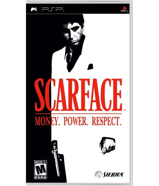 Scarface: Money, Power, Respect (PSP)