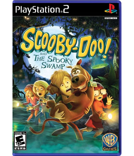 Scooby-Doo and the Spooky Swamp (PS2)