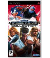 Sega Mega Drive Collection [Platinum] (PSP)