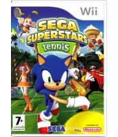 SEGA Superstars Tennis [DVD-box] (Wii)