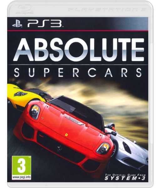Absolute Supercars (PS3)