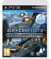 Air Conflicts: Pacific Carriers (PS3) [русские субтитры]