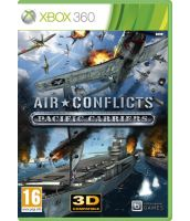 Air Conflicts: Pacific Carriers [русские субтитры] (Xbox 360)