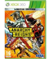 Anarchy Reigns. Limited Edition [русская документация] (Xbox 360)