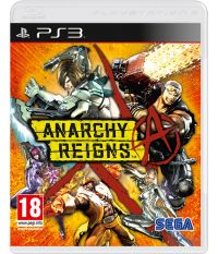 Anarchy Reigns. Limited Edition (PS3) [русская документация]