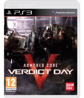 Armored Core: Verdict Day (PS3)