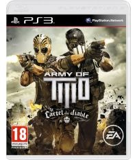 Army of Two: The Devil's Cartel (PS3)