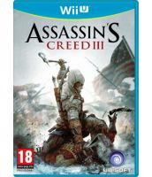 Assassin's Creed III [русская версия] (Wii U)
