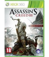 Assassin's Creed III. Special Edition [Русская версия] (Xbox 360)