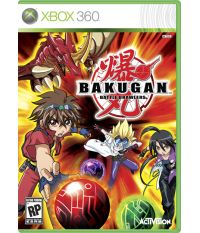 Bakugan: Battle Brawlers (Xbox 360)