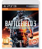 Battlefield 3. Premium Edition (PS3) [Русская версия]