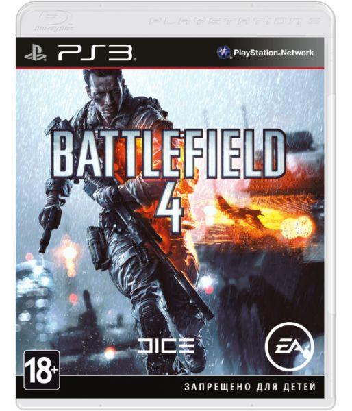 Battlefield 4 (PS3) [Русская версия]