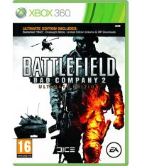Battlefield: Bad Company 2. Ultimate Edition [русская версия] (Xbox 360)