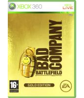 Battlefield: Bad Company. Gold Edition (Xbox 360)