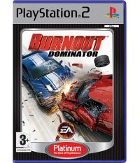 Burnout Dominator [Platinum] (PS2)