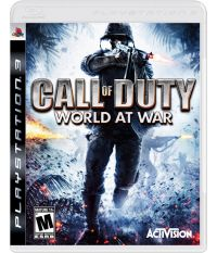 Call of Duty: World at War [Platinum, русская версия] (PS3)