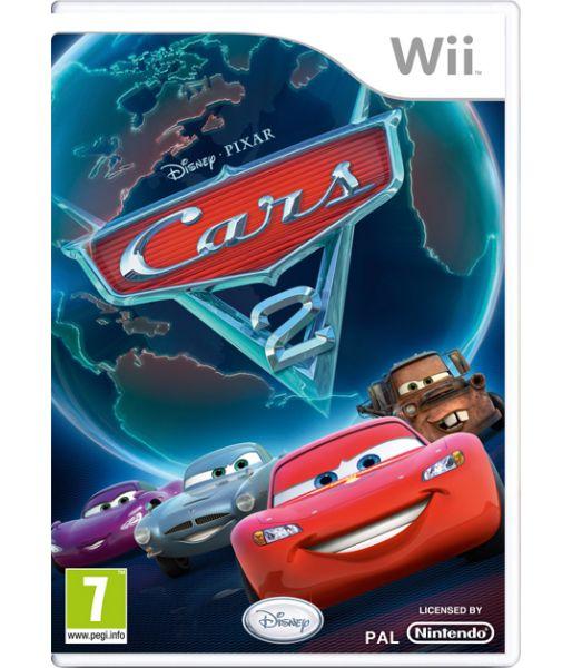 Тачки 2 [русская версия] (Wii)