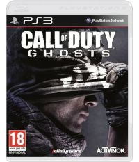 Call of Duty: Ghosts [Русская версия] (PS3)