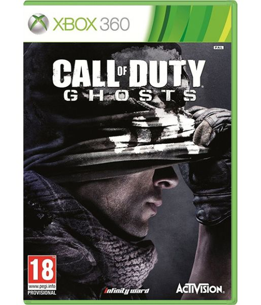 Call of Duty: Ghosts [Русская версия] (Xbox 360)
