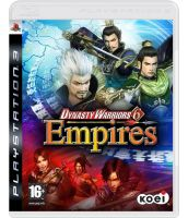 Dynasty Warriors 6: Empires [русская документация] (PS3)