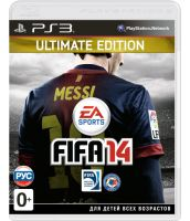 FIFA 14. Ultimate Edition [Русская версия] (PS3)