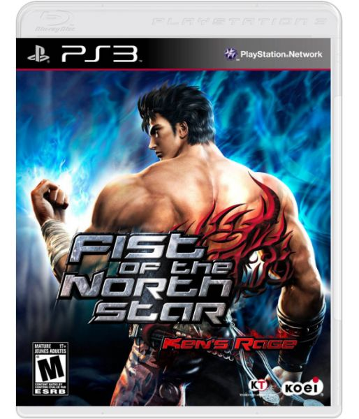 Fist of the North Star: Ken's Rage (PS3)