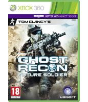 Tom Clancy's Ghost Recon Future Soldier [русская версия] (Xbox 360)