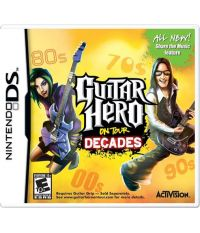Guitar Hero: On Tour 2: Decades Game (NDS)